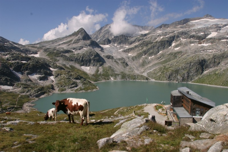 Weißsee Glacier World